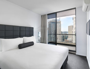 Meriton Serviced Apartments Campbell Street
