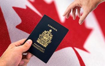 اخذ ویزای PR و پاسپورت کانادا