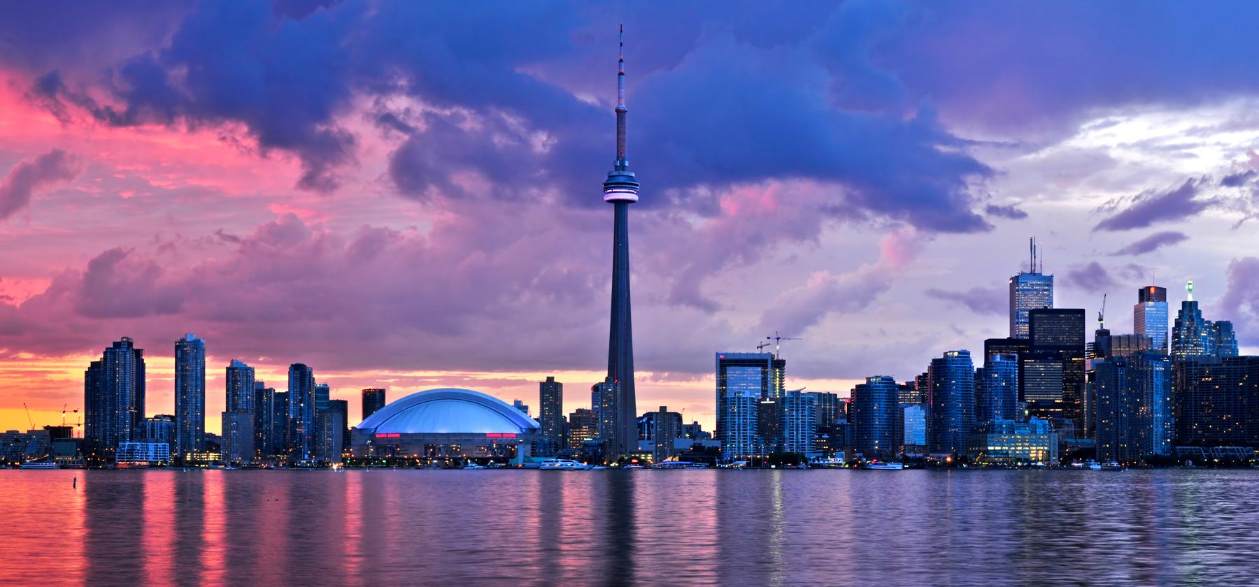 عکس کشور کانادا شهر تورنتو
