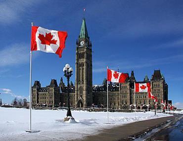 بهترین پرواز به کانادا